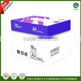 imported photocopy paper a4 size 70gsm of lower price
