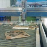 Watejet Cutting Machine, Waterjet Cutter, 1.3m*1.3m, Cut Marble, Granite, Steel, Plastic