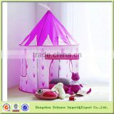 Spain market Fashion Outdoor or indoor POP UP kids play tent mini house