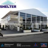 30m M series Double deck tents/Double decker tents manufactured in Guangzhou, Shelter D series Two floors tents for events