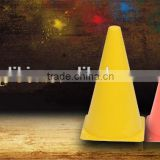 Sports Training Indoor/Outdoor Soft Traffic Cones Set 9""
