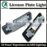 LED number license plate light for Mercedes-benz W210 W202
