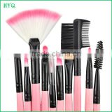 24pcs Bamboo Makeup Powder Brush Set Daily Makeup Tool Set Makeup Brushes