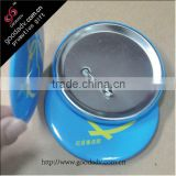 2014 Hot selling high quality and cheerful metal button badge