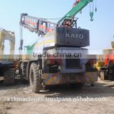 Japan Used Kato KR-25H Rough Terrain Crane | Used Kato 25 Ton Truck Crane