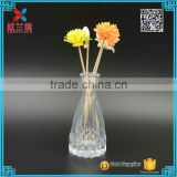 2016 130ml New Product Fancy High Quality Glass Flowers Vase                                                                         Quality Choice