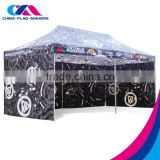 hot sell 3x6 advertise display gazebo canopy,promotion event canopy design                                                                         Quality Choice