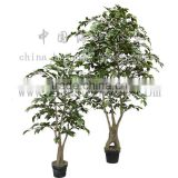2015 wholesale High Quality Artificial1-3m ficus tree, artificial bonsai