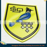 PVC Products Factory Custom 3D Patches No Minimum                                                                         Quality Choice