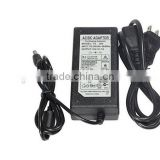 Logisaf 100-240V Ac To Dc 12v 7a Power Adapter Supply for Cctv Surveillance, Benq Acer Hp Sony LCD Monitors, Us Plug 5.5mm 2.1mm