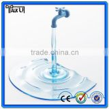 Novelty tablet pc water holder/retractable security display holder for tablet pc/tablet holder