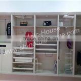 Hot Melamine chipboard wardrobe Modern bedroom wardrobe designs multifunctional storage wardrobe                                                                         Quality Choice