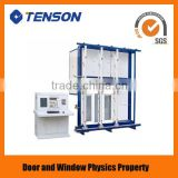 Wind pressure resistance, air tightness and water tightness test machine,Door and Window Physical Property Tester