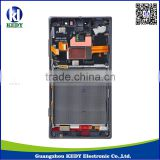 Original LCD Screen with Frame Repair Parts for Nokia Lumia 830 with Digitizer Touch Assembly