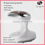 personal health care body fat remove weight loss portable ultrasonic cavitation mini rf machine for home use