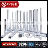 Custom Made ISO9001, FDA, IAF, CNAS Certified Toothpaste Aluminum Mascara Tube Threaded