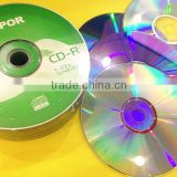 good price High quality for 80mins Blank CD-R a grade blank cd-r in bulk