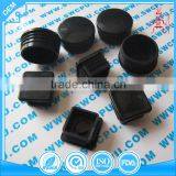 Customized injection molded plastic cap for square fence post