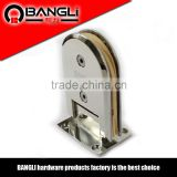 Glass clamp/clamp/bathroom/stainless steel class clam/bathroom fitting/Metal glass clamp