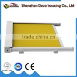Motorized Sunshade Retractable aluminum awning and canopy                                                                         Quality Choice
