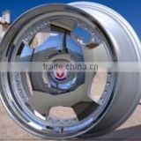 Silver finishing auto alloy wheel rims for 14 inch                                                                         Quality Choice