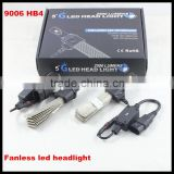 Super Bright 9006 HB4 Headlight Kit LED C ree Chip 40W 5000Lm Car DRL Driving Fog Light HID Car Light Source