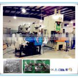 hot sale C Frame aluminum foil machine production line, disposable cake container machine