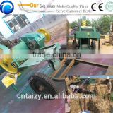easy using best quality automatic hay baler machine