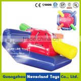 2016 Popular NEVERLAND TOYS Crazy Inflatble Water Toys Inflatable Rocker Saturn Inflatable Rotating Saturn Can be Customized