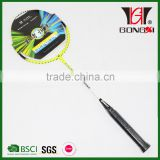 GX-503 YELLOW high quality steel frame of badminton racket/racket badminton/top brand badminton racket
