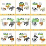 Wholesale Plastic Toy Animal Toy PVC Toy Horse Farm Set