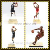 1:6 NBA players action figurines, NBA all stars figurines basketball athletes