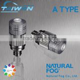 Anti Drip Fog Nozzle Low Pressure Cooling Nozzle Brass With Stainless Steel Orifice Mist Nozzle