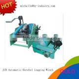 Automatic Geophysical Cable Pulling Winch and Cable Winch For Logging Use