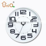 Exporter modern fancy design wall clock