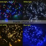 Hot sell delicate multicolor battery operated wire copper led string light
