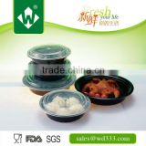 2013 New Style Round Deli Plastic Container with lid