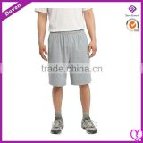 Mens's Cotton Plain Sweat Shorts