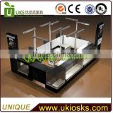 Unique jewelry kiosk manufacturer bracelet display showcase with bracelet display showcase design