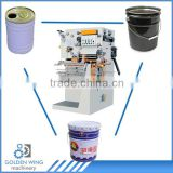 Semi-automatic Welding Machine Petrol Drum Equipment /Paint Oil/Chemical Drum/Metal Barrel/Pail Tin Bucket Manufaturing Plant