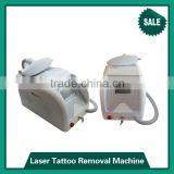 world best selling products nd yag q-switched laser tattoo removal machine with black doll head 1320nm D003
