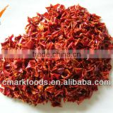 dried red bell pepper flake