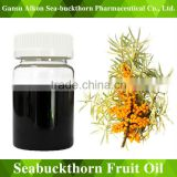 Plant extracts natural non polluting Chinese herbal medicine of China Seabuckthorn Fruit Oil