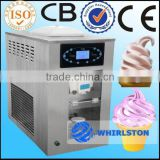 New Hot Automatic Stainless Steel frozen yogurt automated vending machines (CE,CB,ISO9001)