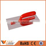 plastic finishing trowel / masonry trowel / bricklayer trowel