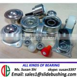 caster wheels for skateboard / conveyor wheel ball bearing industrial recessed caster / heavy duty ball caster