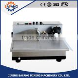 Automatic high speed ink wheel code printer electric Ink roll labeling machine serial/ number plate printing machine