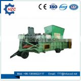 Hot Sale WB-200-4 Type Semi-automatic Hydraulic Silage Baler Machine