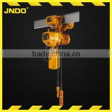 No spark stainless steel 1 ton 2 ton 5 ton electric chain hoist