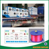 Pp Pe Monofilament Rope Making Machine Cable Yarn Ring Twister